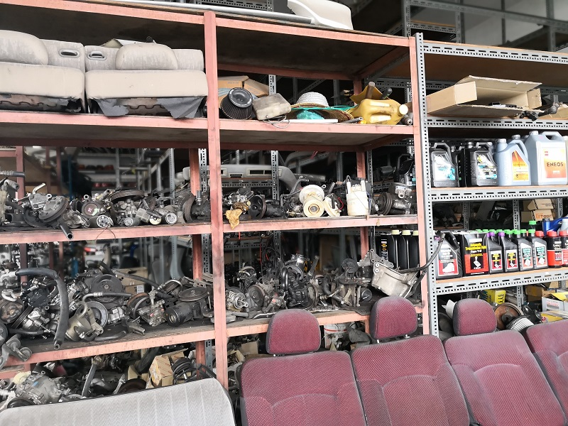 Good reasons to Buy Used Auto Parts – Real Time Racing