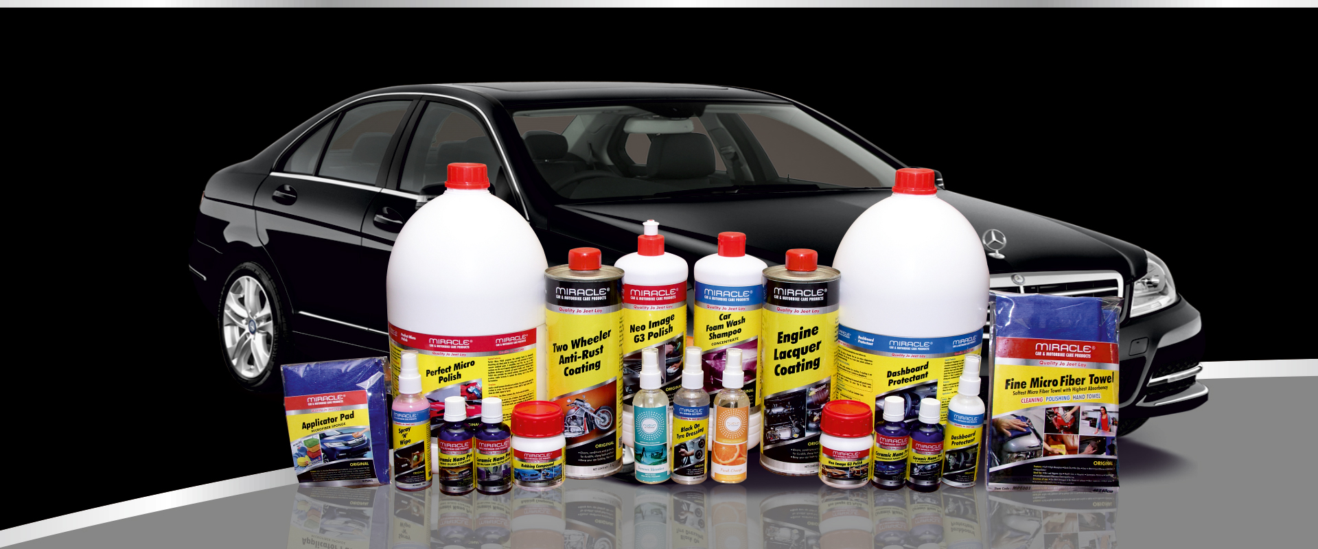 Top Quality Car Care Products for Your Vehicle - Real Time ...