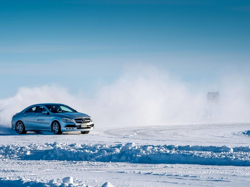 Hassle Free Winter Driving Tips – Real Time Racing